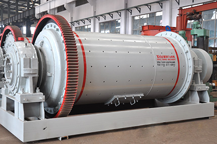 Grid Type Ball Mill
