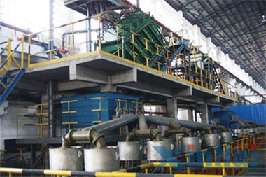 Magnetite Separation Production Line